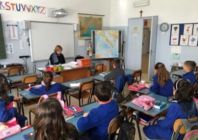 Primaria Primina aula