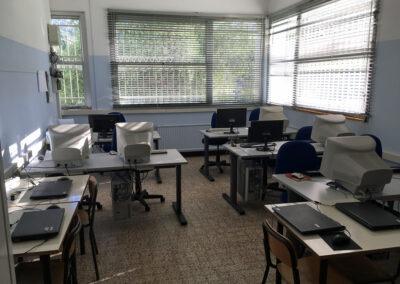 Primaria Primina aula multimediale