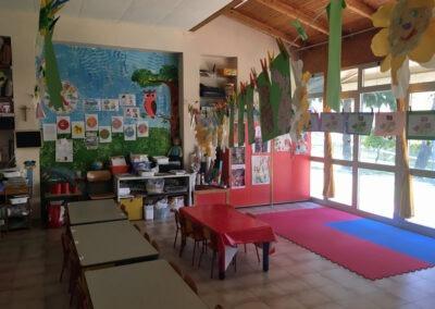 Infanzia villa Felomena aula
