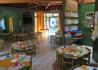 Infanzia Villa Felomena mensa