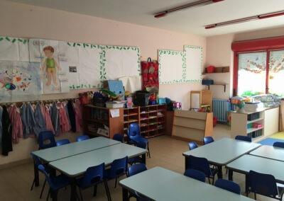 Infanzia Rodari aula