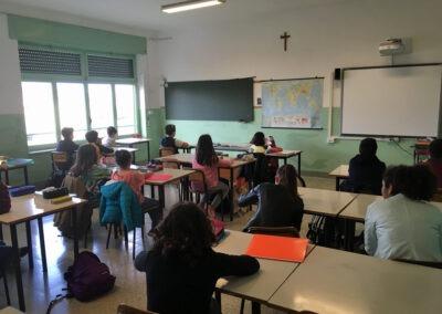Secondaria aula